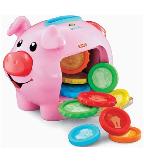 Fisherprice Laugh & Learn Learning Piggy Bank