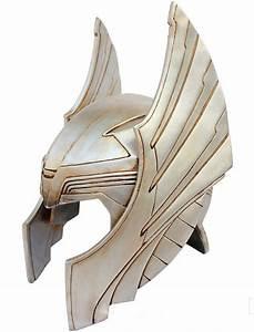 High quality resin life size 1:1 replica thor helmet ...