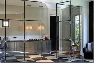 Cucine e pareti vetrate paperblog for Vetrate per cucine