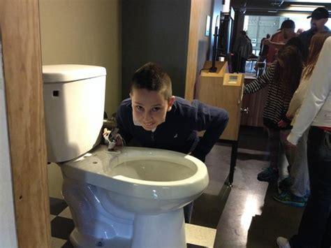 at exploratorium water from a toilet pic picture of the exploratorium san