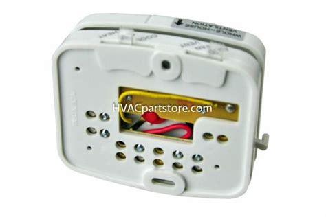 nordyne thermostat   wire hvacpartstore