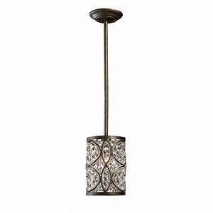 New light mini pendant lighting fixture antique bronze