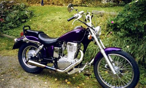 1986 Suzuki Savage 650 by 1987 Suzuki Ls 650 Savage Moto Zombdrive