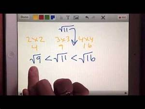 8ns2 Approximating The Values Of Irrational Numbers