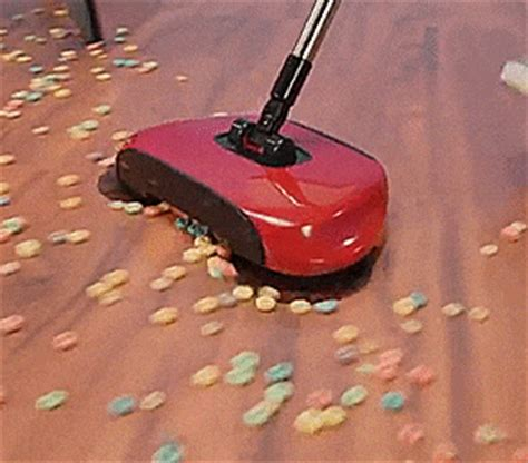 Roto Sweep  Floor Sweeper  Rotating Brushes