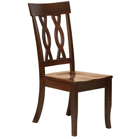carson side chair carson dining chair amish mission dining chairs amish 5129