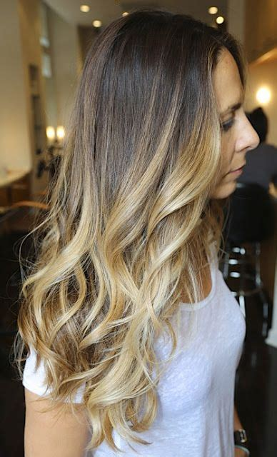 haired styles ombre with some higher but still root proof pieces 7109