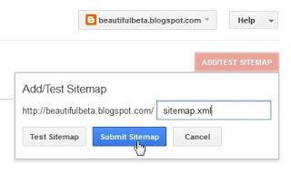 Beautiful Beta Submit Xml Sitemap For