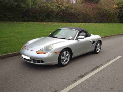 silver porsche boxster porsche 1998 boxster silver car for sale