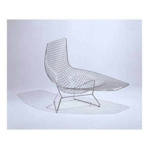 chaises bertoia bertoia asymmetric chaise knoll