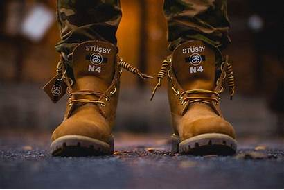 Timberland Stussy Boot Wallpapers Holiday Collab Expensive