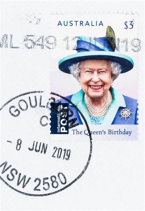 birthday  queen elizabeth ii stock image image  aged