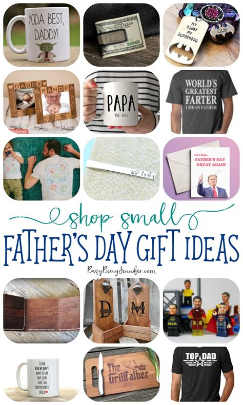 gift ideas for s day unique gift ideas for father s day shop small busy being jennifer