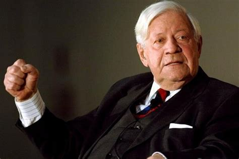 Former West German chancellor Helmut Schmidt dies, aged 96 ...