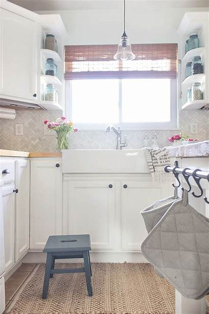 Kitchen Reveal Farmhouse Sink Apron Diy Wanting