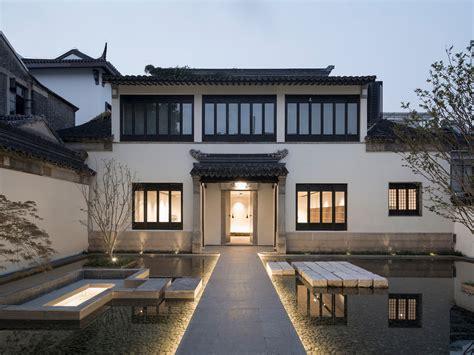 gallery  historic house renovation  suzhou blue architecture studio