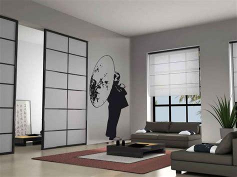 deco chambre japonaise déco japonnaise pour un style épuré et tendance