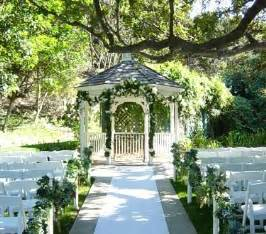 outdoor wedding venues nj the top events outdoor weddings