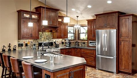 kitchen cabinets vaulted ceiling trending color it bold in 2015 6439