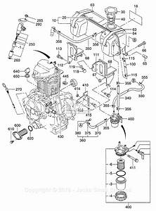 Robin  Subaru Dy41 Parts Diagram For Fuel  Lubrication