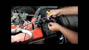 Externally Regulated Alternator To Internally Regulated Conversion Easy Way Gm How To
