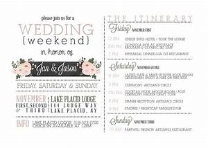 1000 ideas about wedding weekend itinerary on pinterest With wedding weekend welcome letter