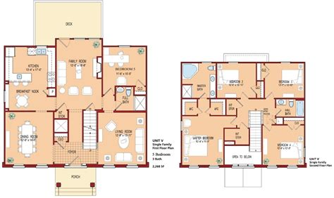 house plans 5 bedrooms 5 bedroom house floor plans house plans