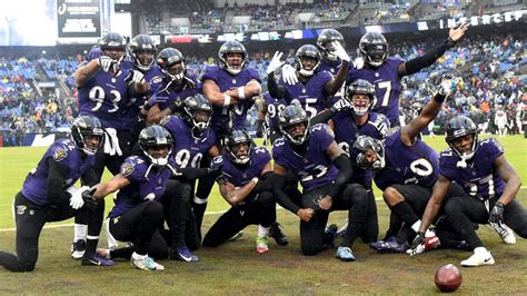 playoff outlook ravens    win