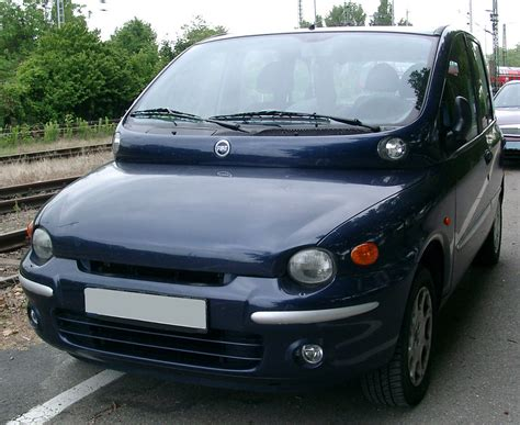 fiat multipla top gear fiat multipla wikipedia