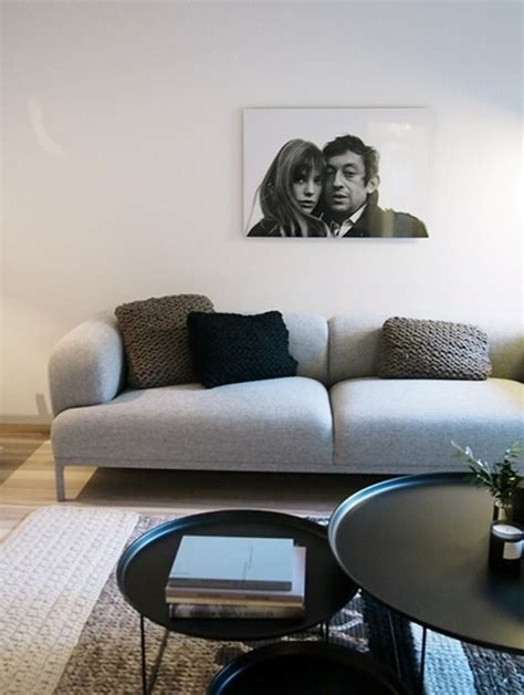 autour d un canap coussin sur canape gris 28 images papier peint design