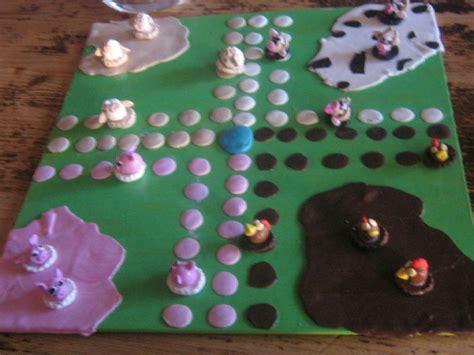 jeu de petits chevaux en fimo les bidules 224 fanette