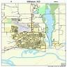 Williston North Dakota Street Map 3886220
