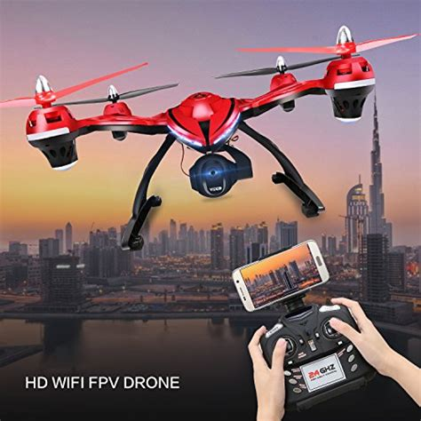 Buy Fpv Drone With Adjustable Hd Camera
