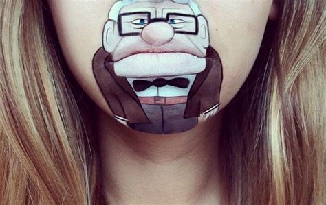 artist laura jenkinson draws cartoons   mouth
