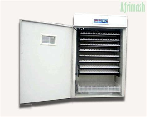 1056 Eggs Capacity Incubator (Portable and Fully Automated ...