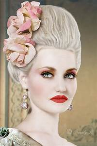 Barock Make Up : marie antoinette inspired makeup and hair simply love it ~ Orissabook.com Haus und Dekorationen