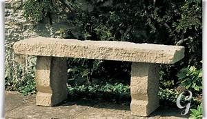Bank Für Garten : rustikale garten steinbank genua ~ Eleganceandgraceweddings.com Haus und Dekorationen