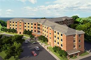 New student residence halls underway at campus' north end ...