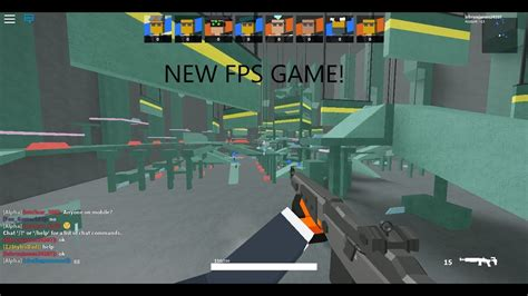 roblox fps games   robux