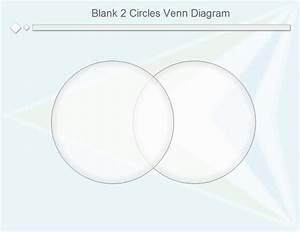 2 Circles Venn Diagram Templates And Examples