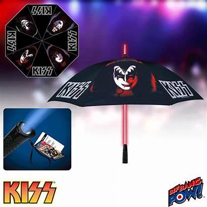 Kiss Umbrella Conquer Elements Bif