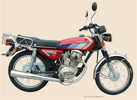 China 125cc/150cc Traditional Cg125 Motorcycle (tm125-2