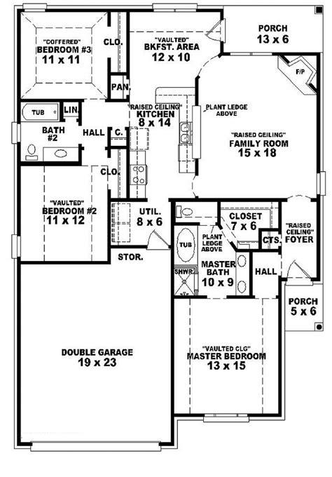 3 bedroom 3 bath house plans 3 bedroom 2 bath house plans myfavoriteheadache com
