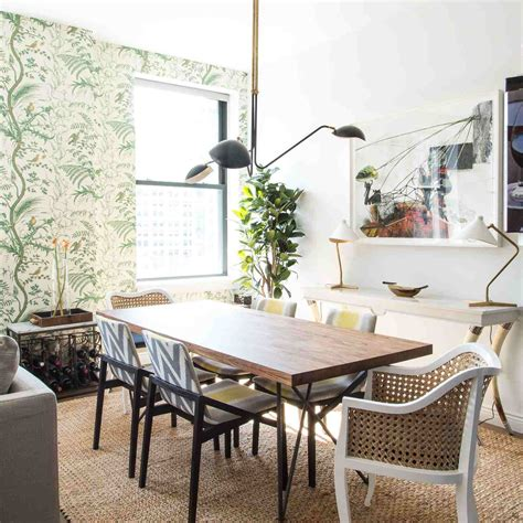 designer      small dining room