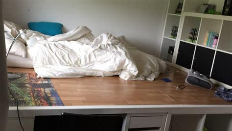chambre d h es un incroyable lit estrade pour chambre d 39 ado bidouilles ikea