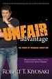 Rich Dad Author Robert Kiyosaki Releases Unfair Advantage Book During Financial Literacy Month