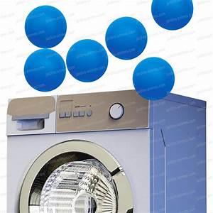 Boule Anti Poil Machine A Laver : boules de lavage anti calcaire lave linge x6 produit entretien bio ~ Melissatoandfro.com Idées de Décoration
