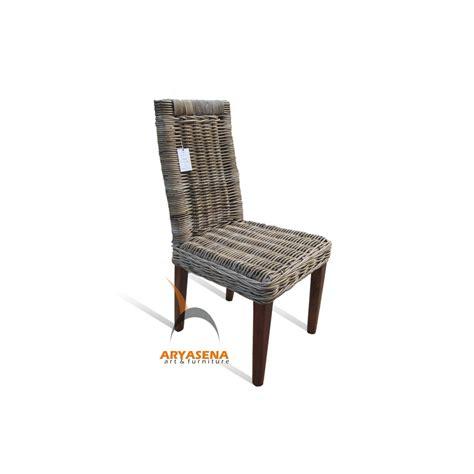 kubu grey dining chair kbc 009 cancun dining chair
