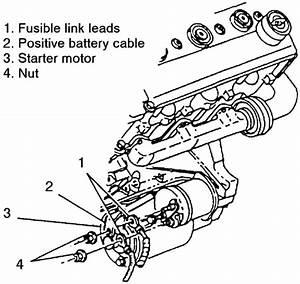 Solved  Como Quitar Un Motor De Arranque De Windstar 98