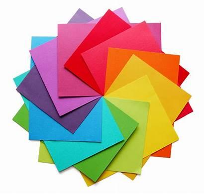 Wheel Colour Paper Colored Envelopes Power Secondary